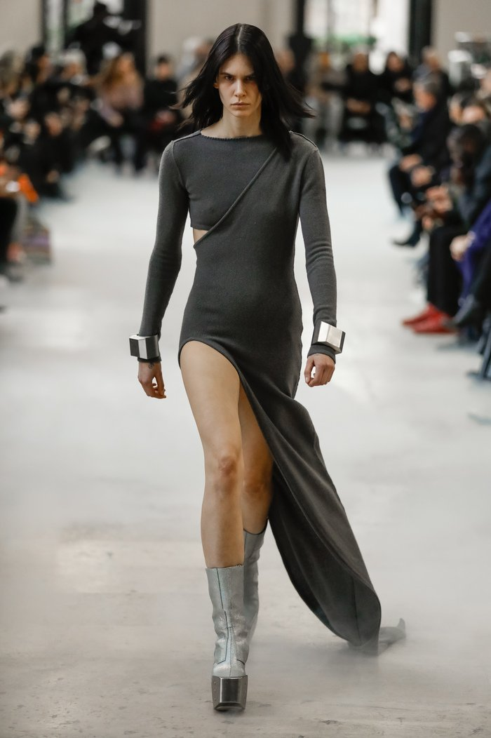 Collections cover rick owens rtw fw20 paris looks 5346