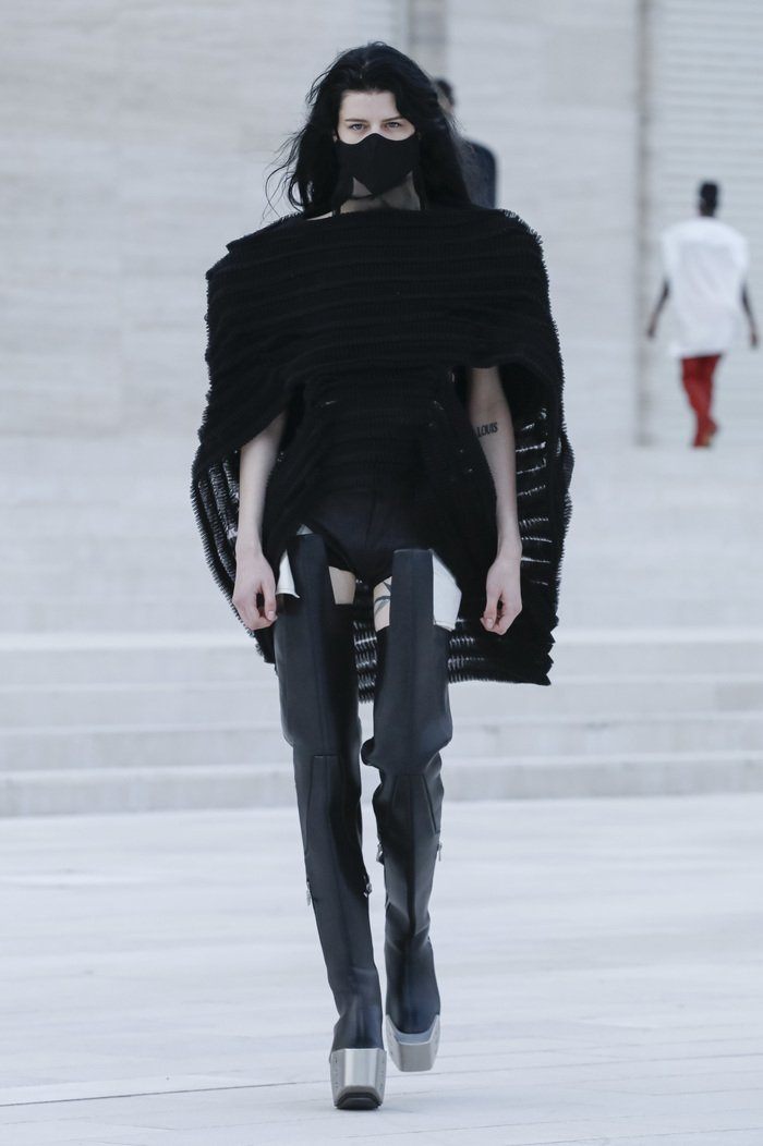 Collections cover rick owens rtw ss21 0029