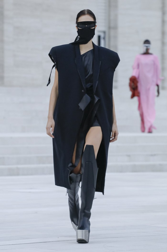 Collections cover rick owens rtw ss21 0019