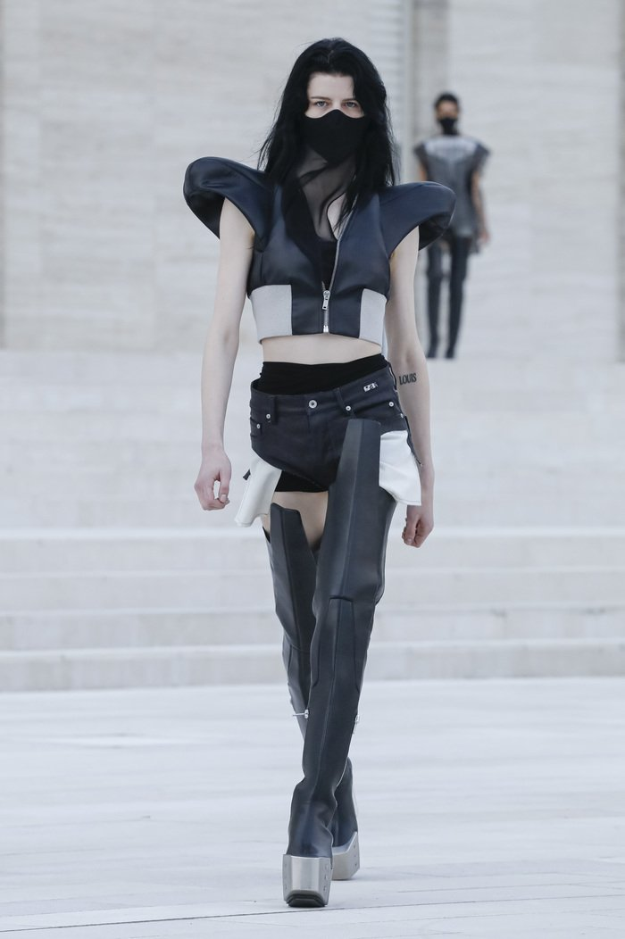 Collections cover rick owens rtw ss21 0013