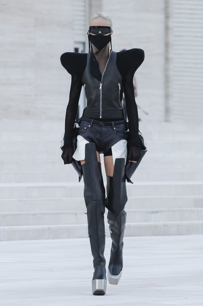 Collections cover rick owens rtw ss21 0010