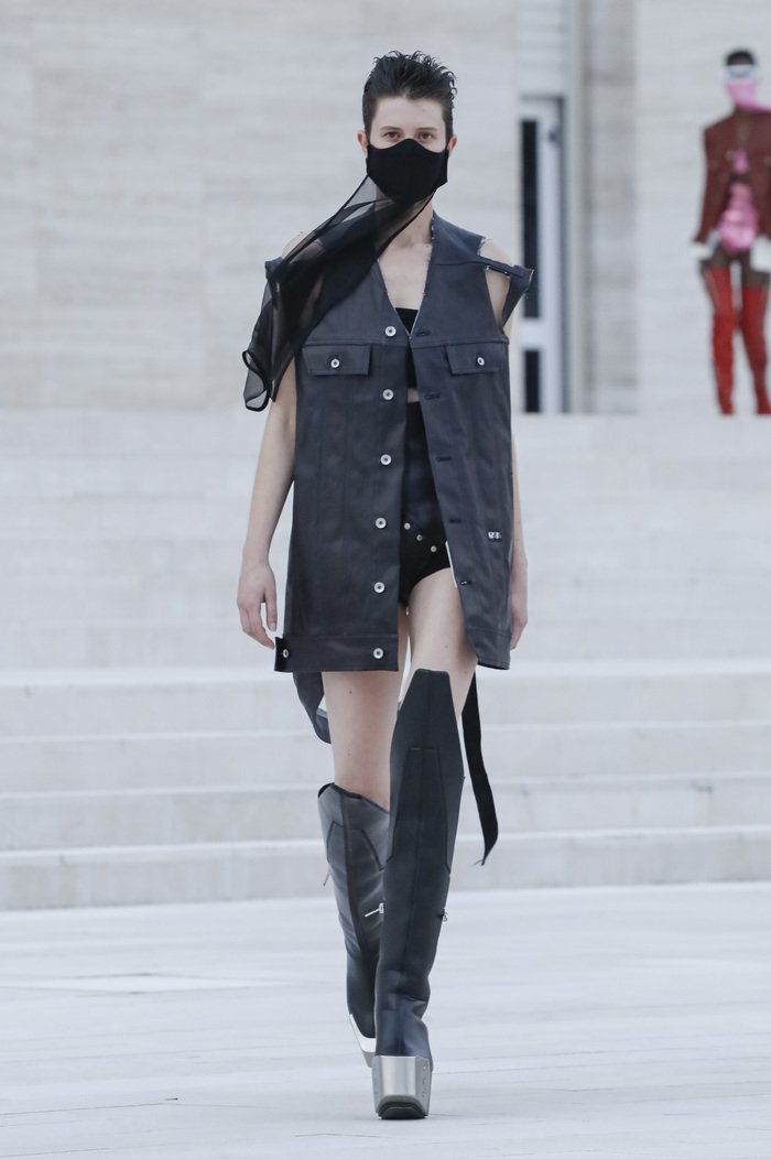 Collections cover rick owens rtw ss21 0015