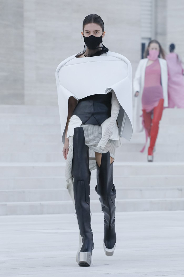 Collections cover rick owens rtw ss21 0017