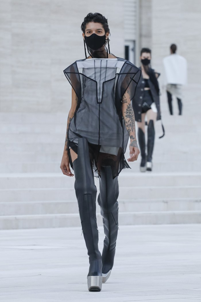 Collections cover rick owens rtw ss21 0014