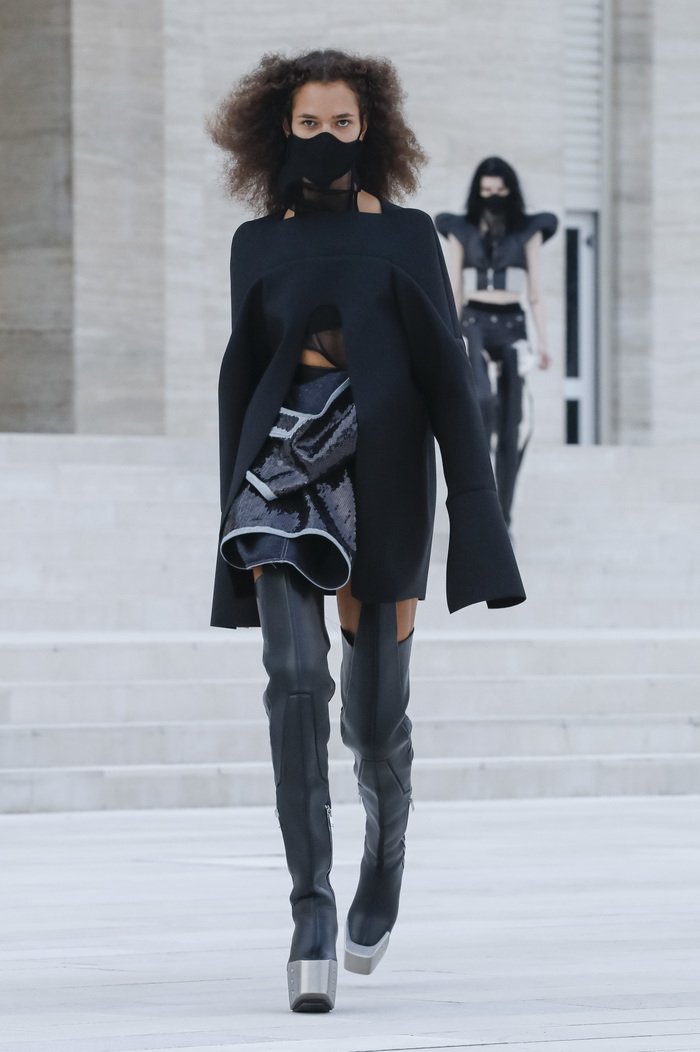 Collections cover rick owens rtw ss21 0012