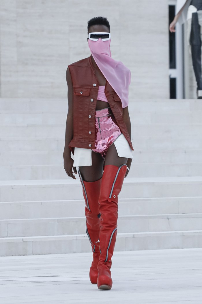 Collections cover rick owens rtw ss21 0016