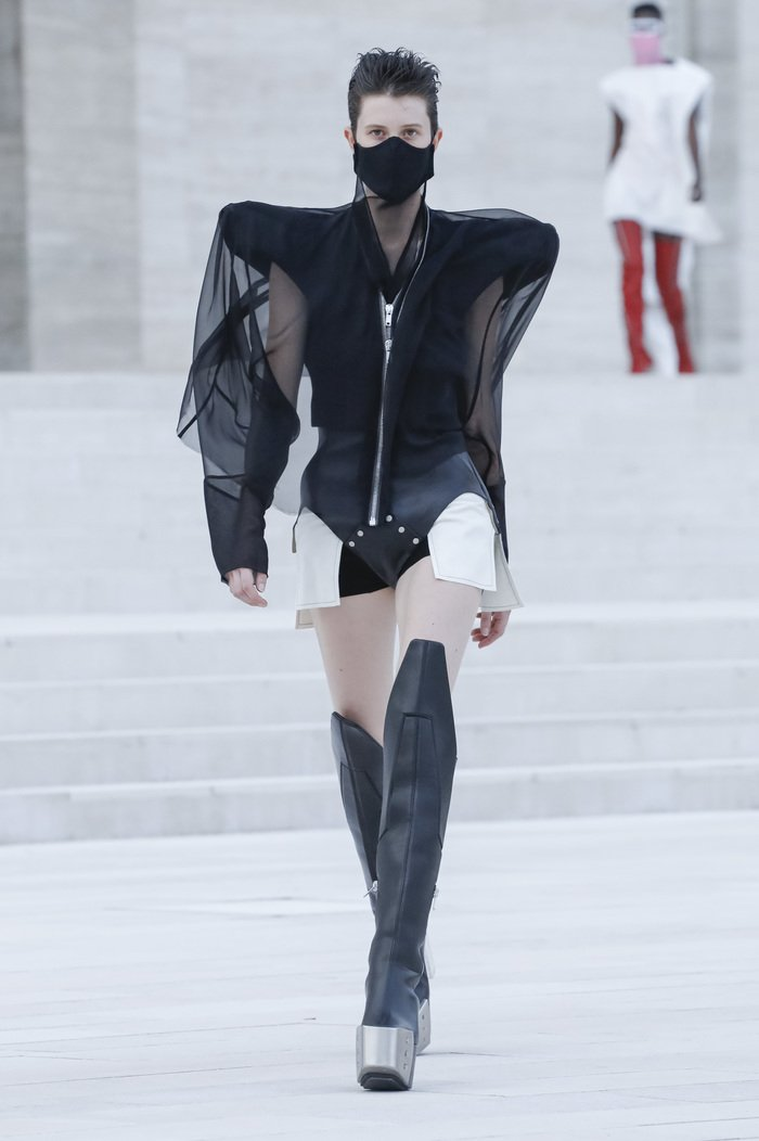 Collections cover rick owens rtw ss21 0031