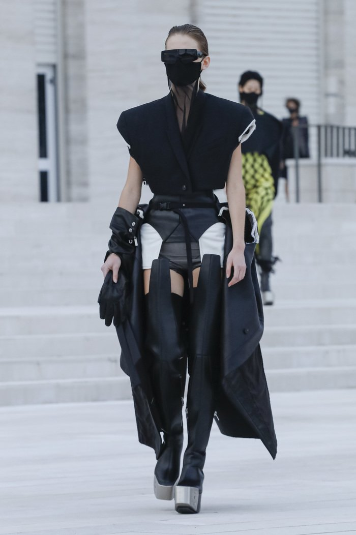 Collections cover rick owens rtw ss21 0022