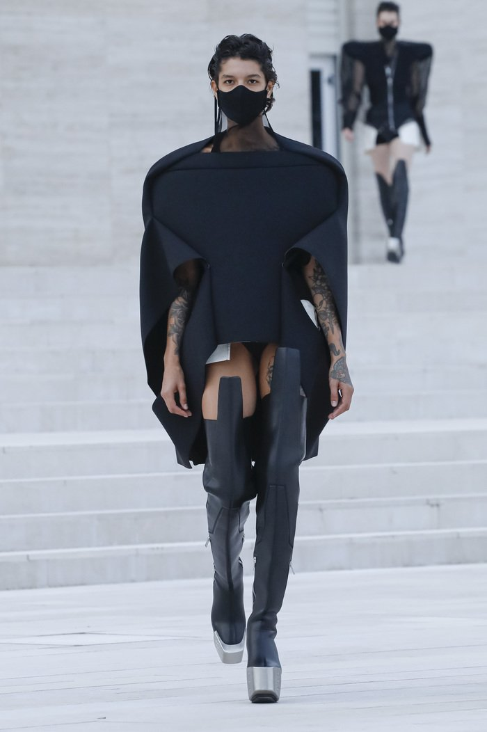 Collections cover rick owens rtw ss21 0030