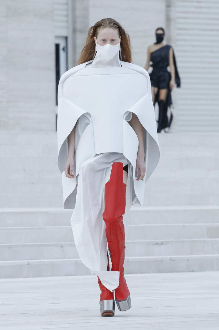 Collections cover rick owens rtw ss21 0034