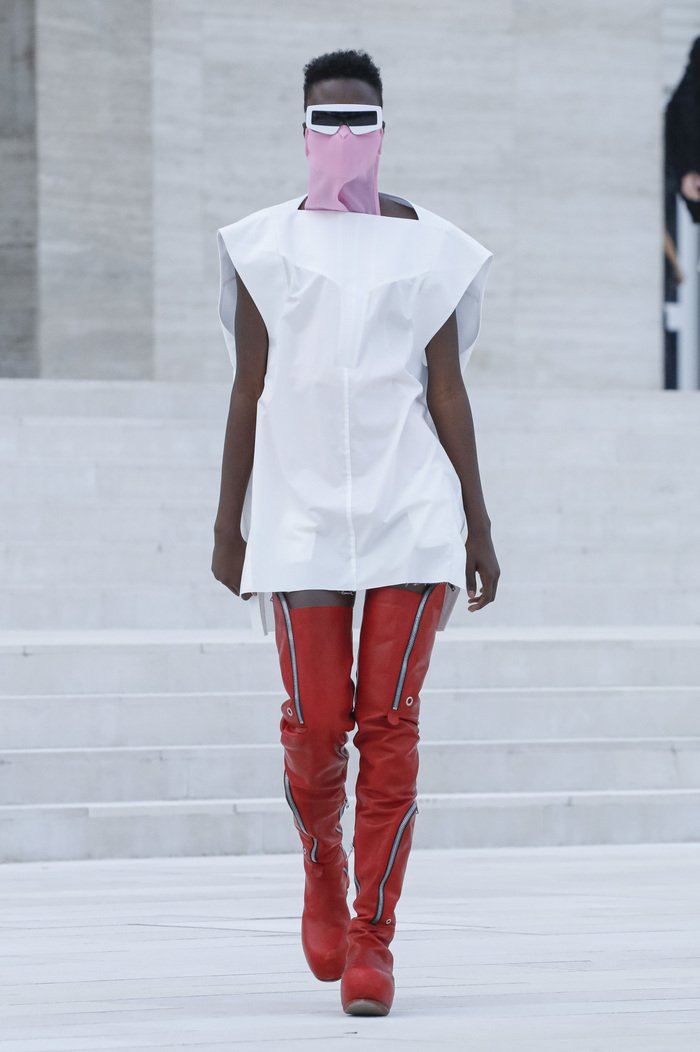 Collections cover rick owens rtw ss21 0032