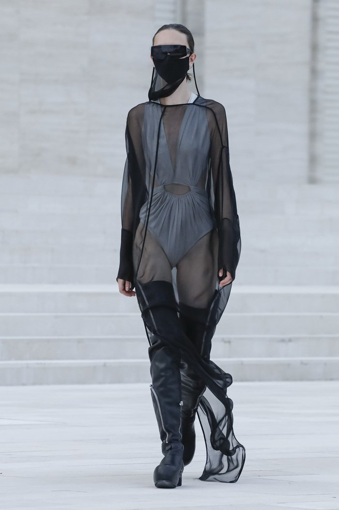 Collections cover rick owens rtw ss21 0037