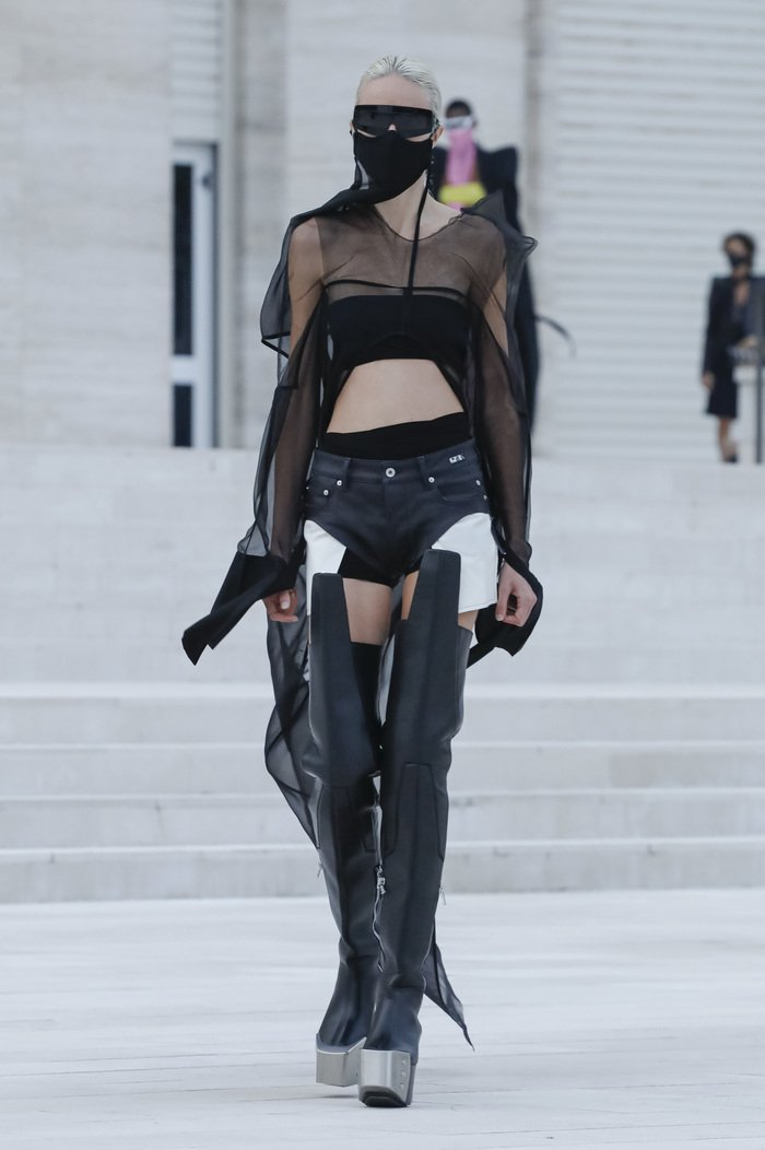 Collections cover rick owens rtw ss21 0039