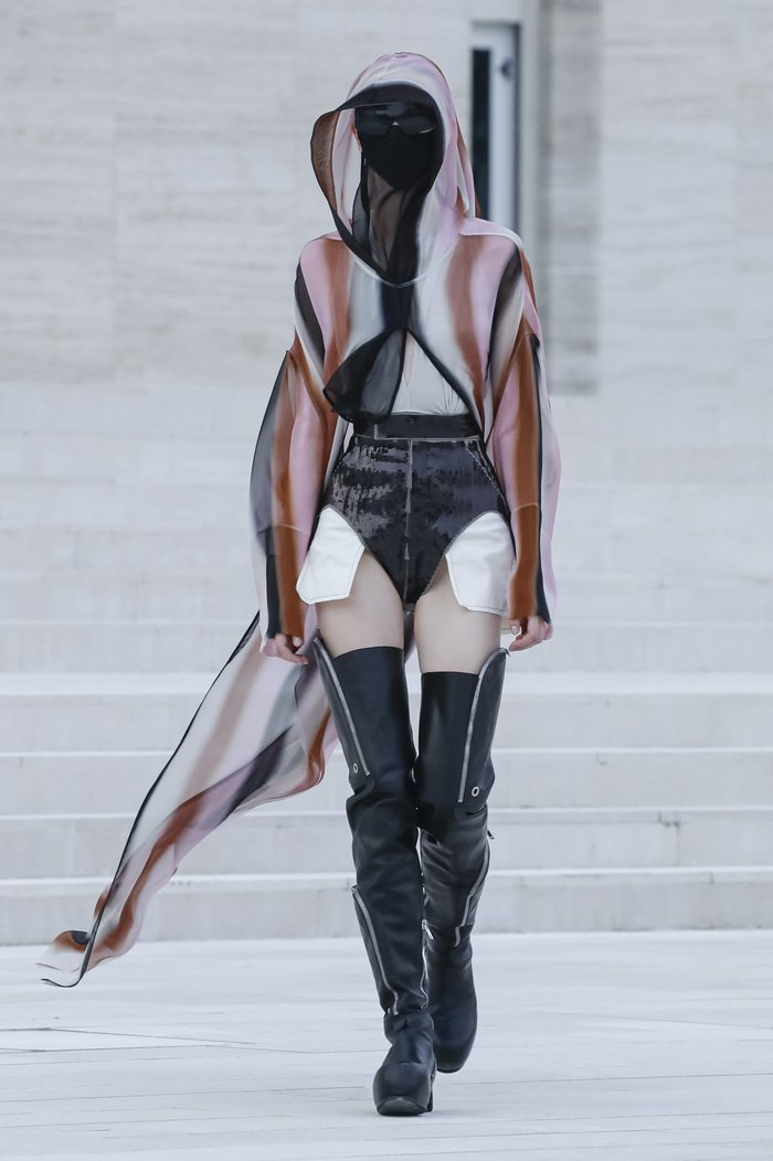 Collections cover rick owens rtw ss21 0021
