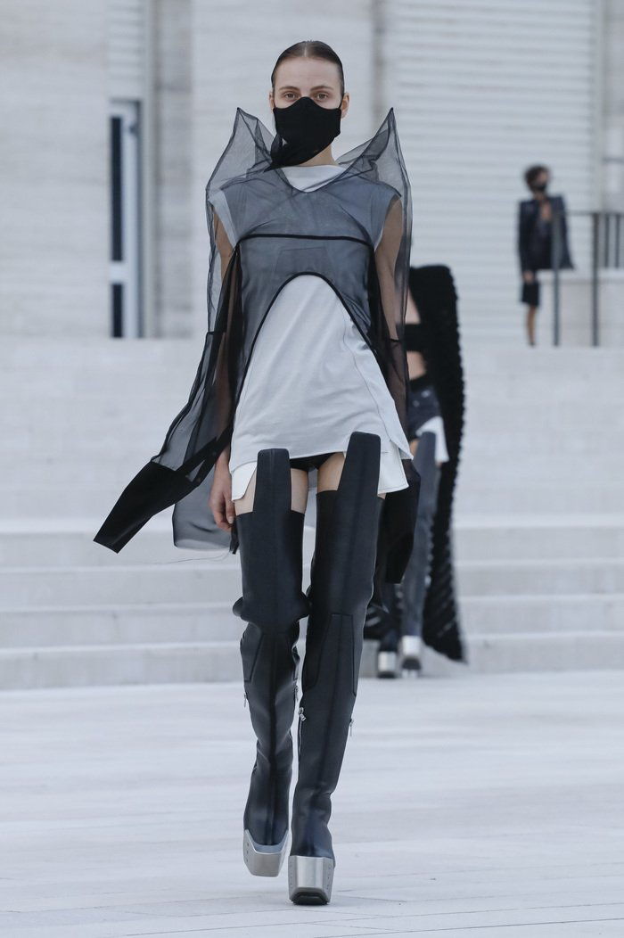 Collections cover rick owens rtw ss21 0025