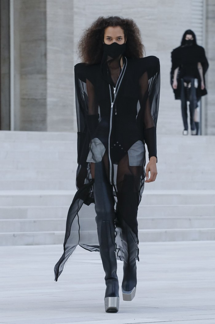Collections cover rick owens rtw ss21 0028