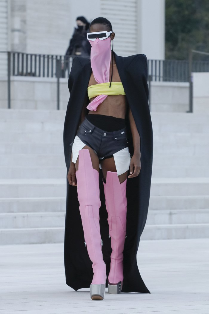 Collections cover rick owens rtw ss21 0040