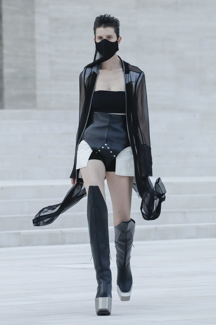 Collections cover rick owens rtw ss21 0044