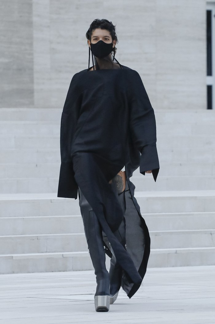 Collections cover rick owens rtw ss21 0043