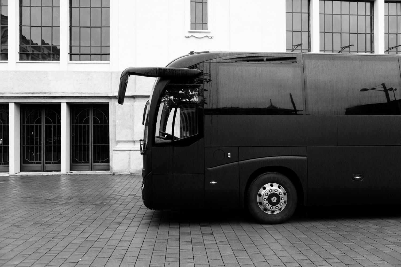 Original original rick owens x moncler bus 5