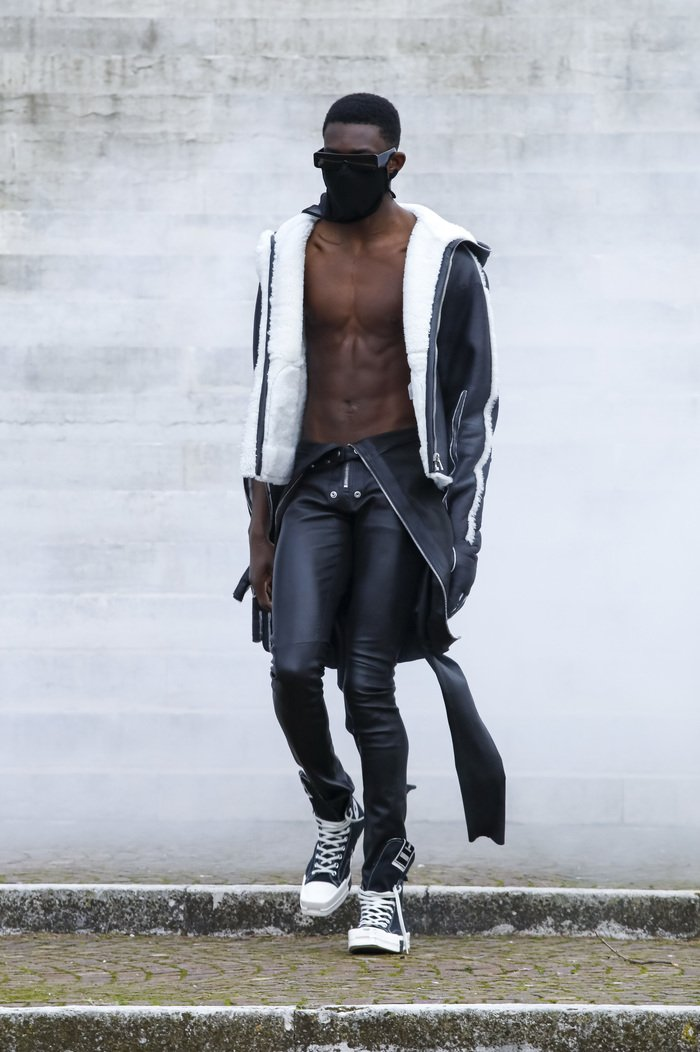Collections cover rick owens men fw21 venice 2801