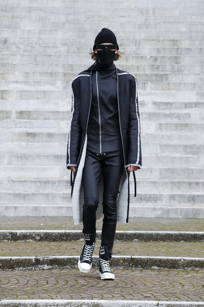 Collections cover rick owens men fw21 venice 2860