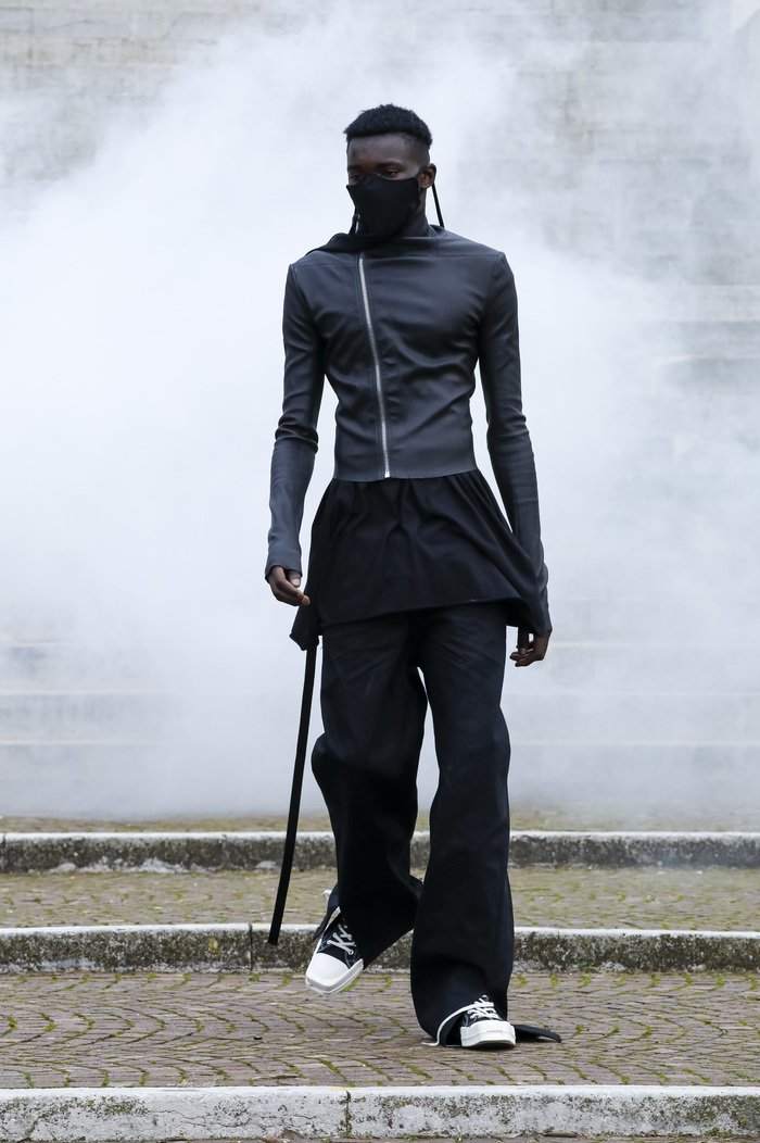 Collections cover rick owens men fw21 venice 3119