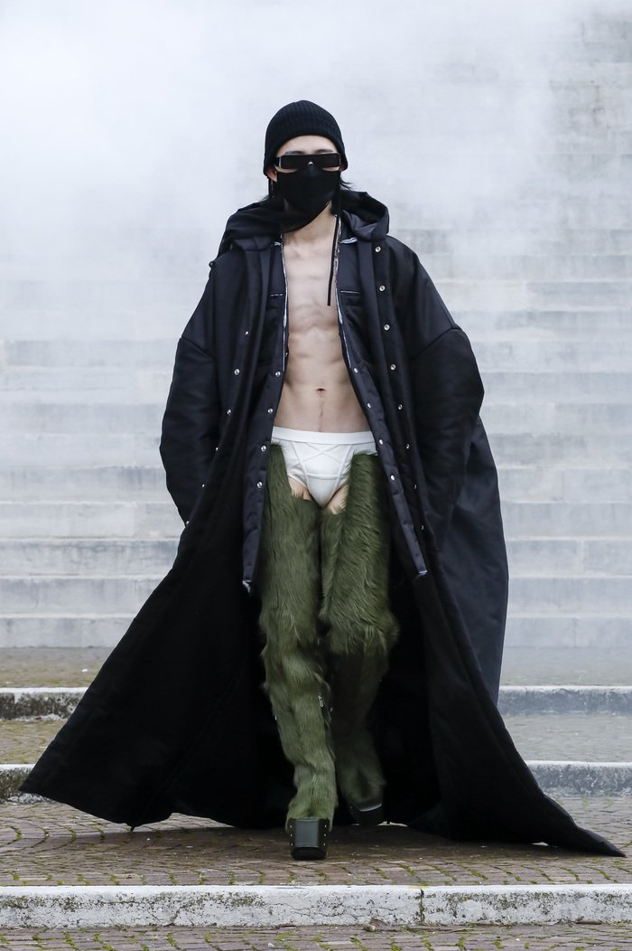 Collections cover rick owens men fw21 venice 2764
