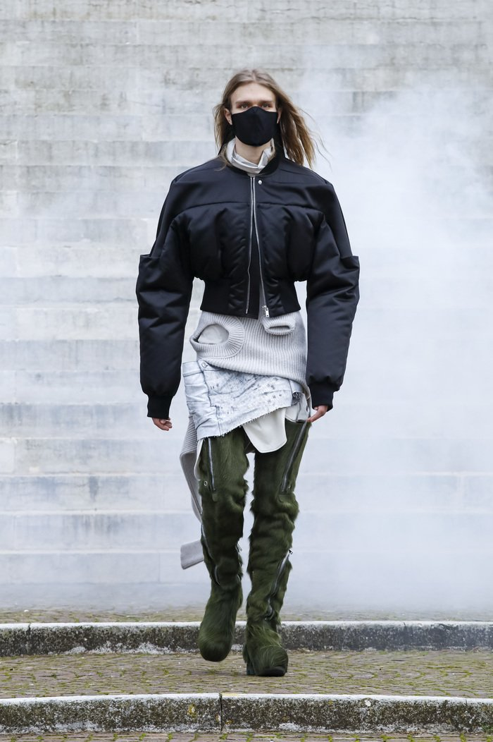 Collections cover rick owens men fw21 venice 3031
