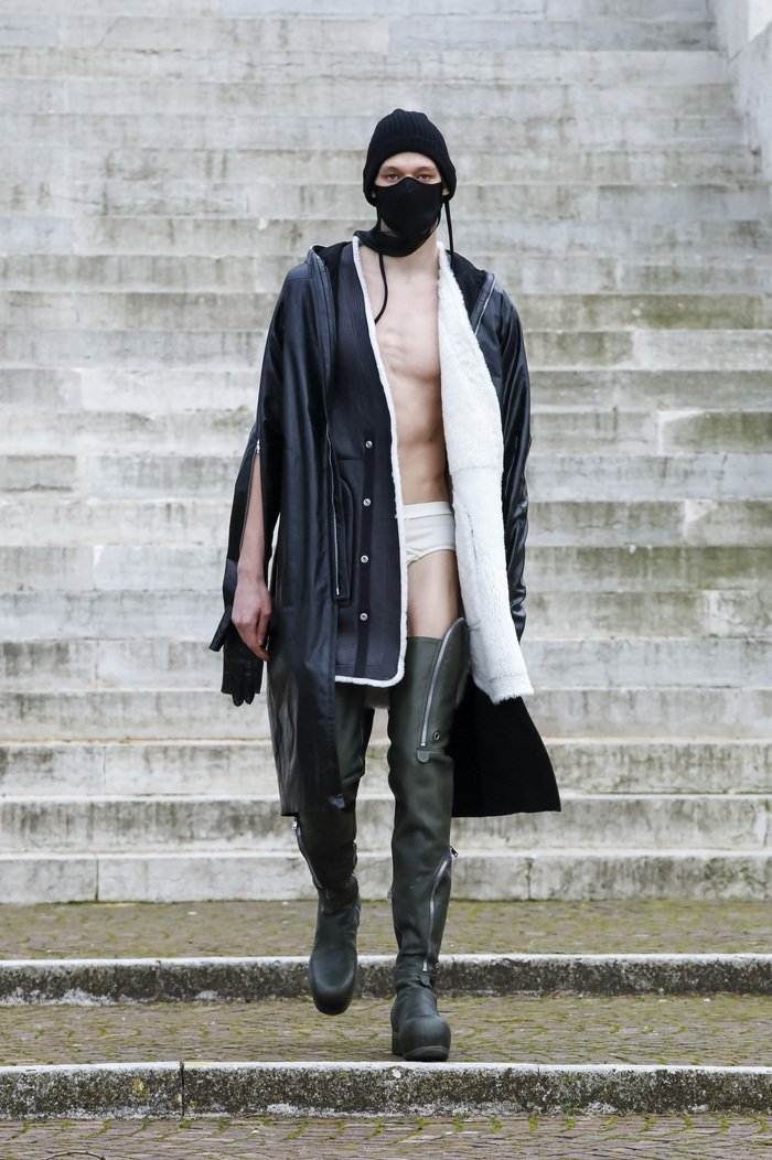 Collections cover rick owens men fw21 venice 2942