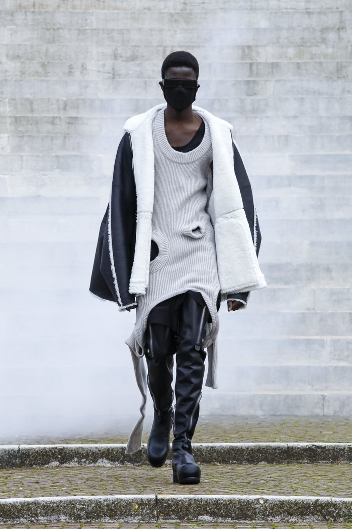 Collections cover rick owens men fw21 venice 2999