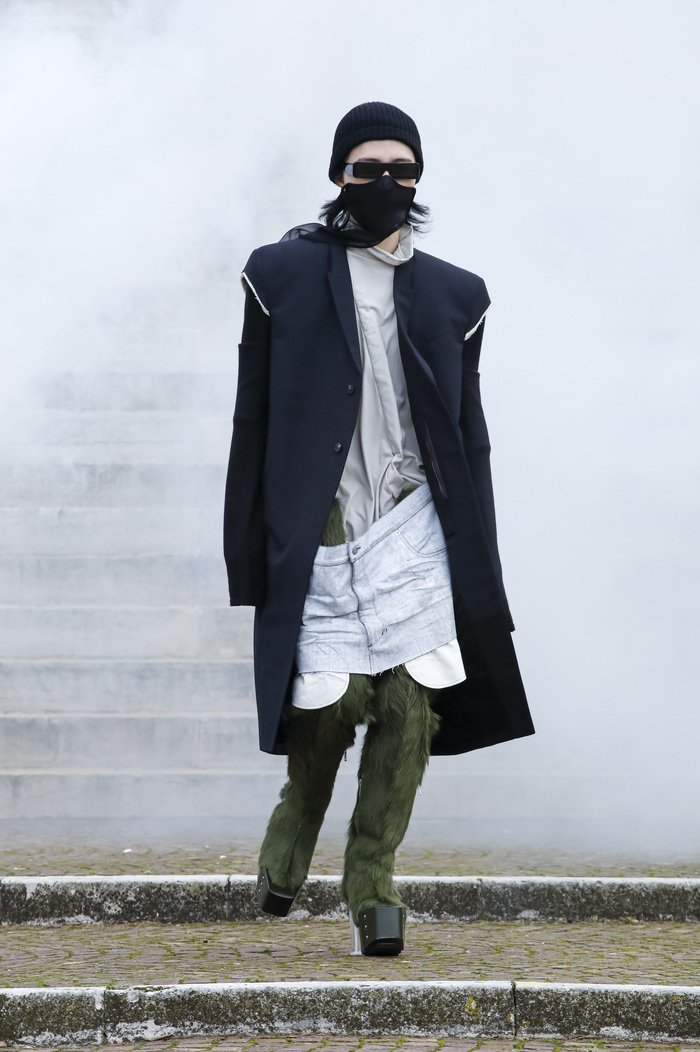 Collections cover rick owens men fw21 venice 3721