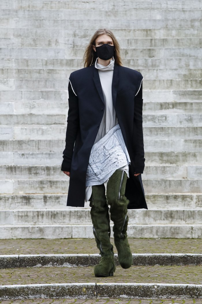 Collections cover rick owens men fw21 venice 3522