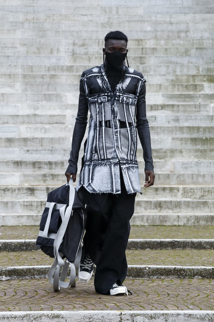 Collections cover rick owens men fw21 venice 3602