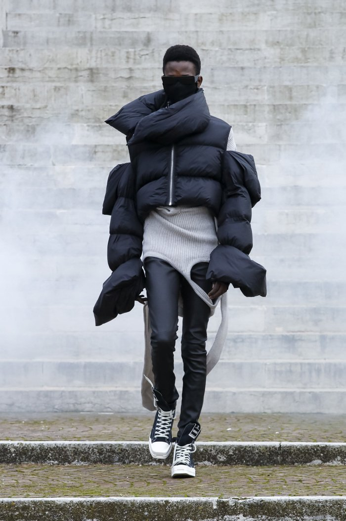 Collections cover rick owens men fw21 venice 3630