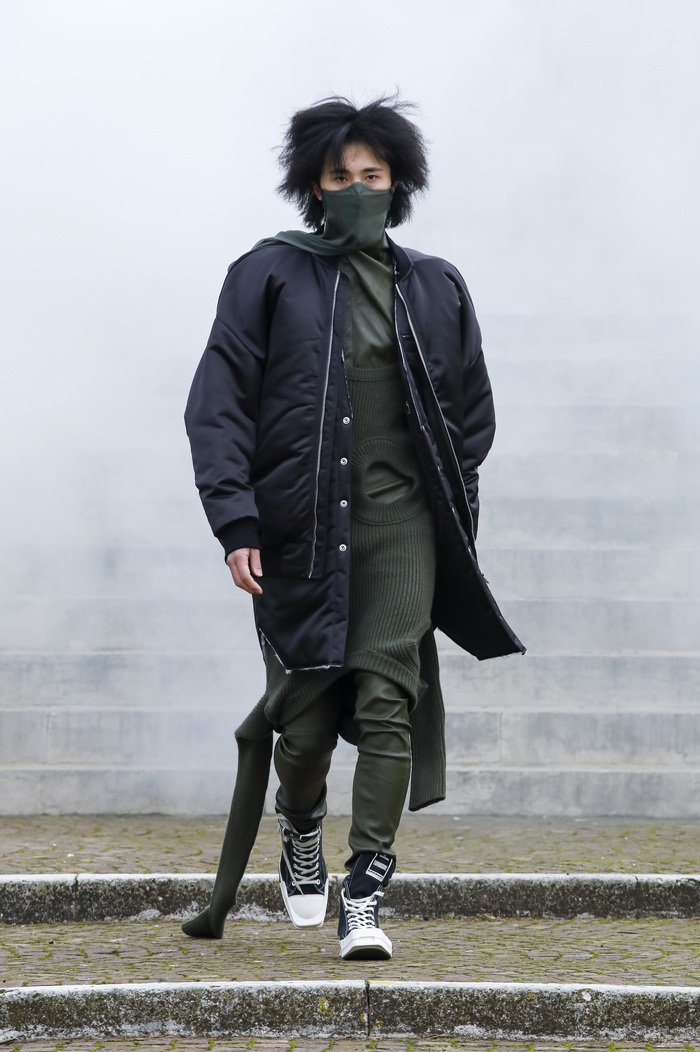 Collections cover rick owens men fw21 venice 3812