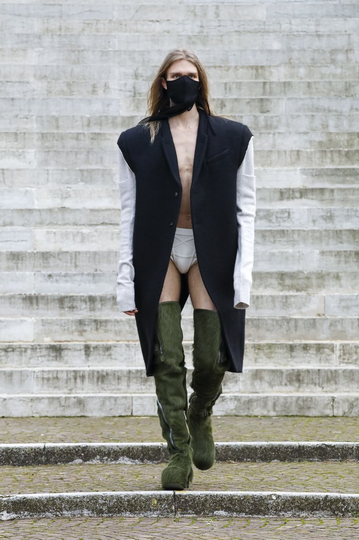 Collections cover rick owens men fw21 venice 4055