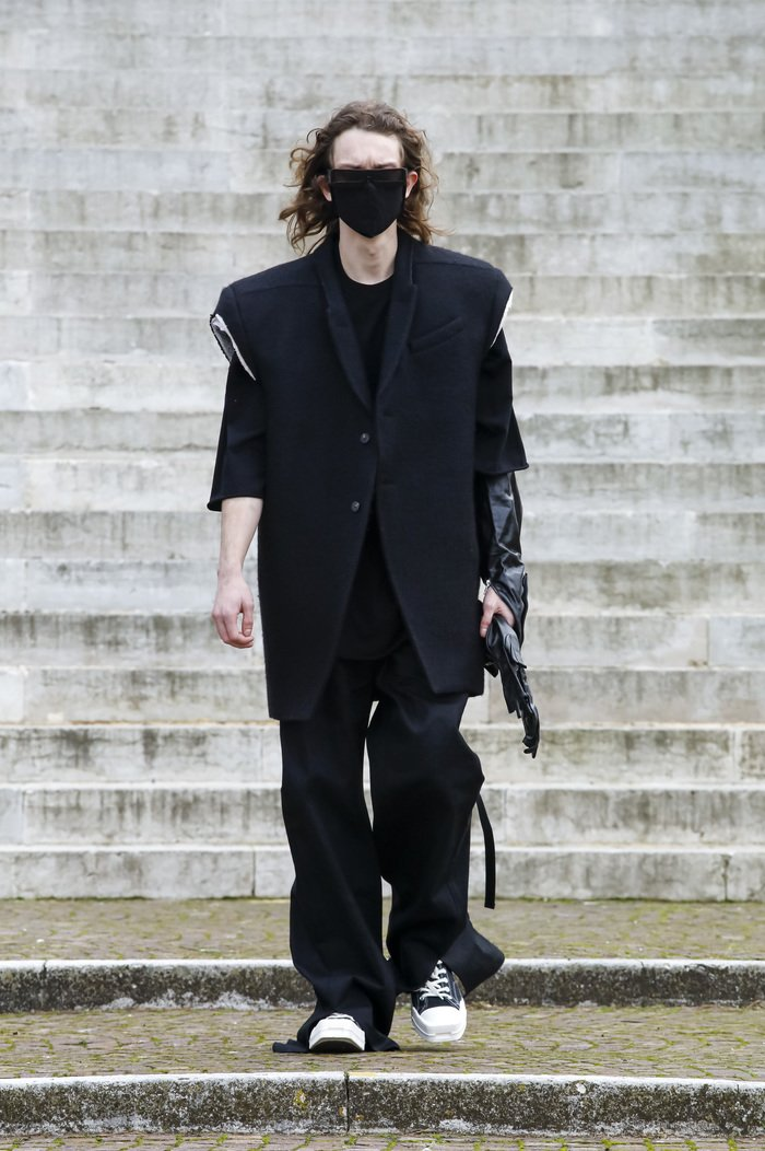 Collections cover rick owens men fw21 venice 4084
