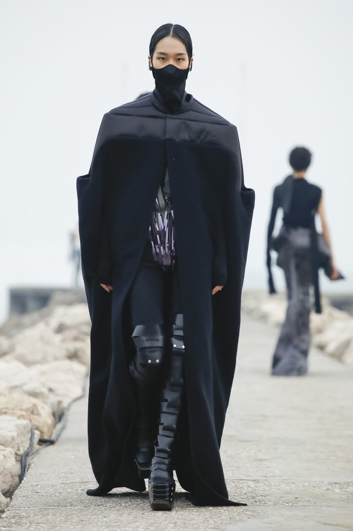 Collections cover rick owens rtw fw21 07