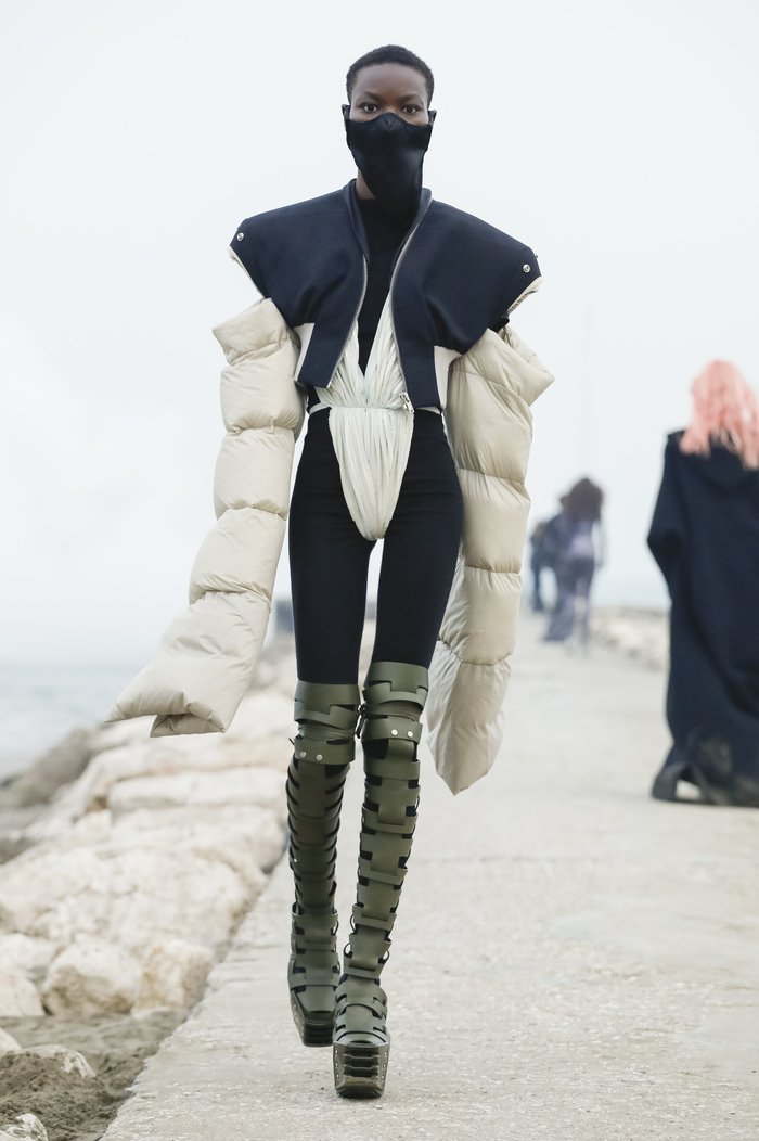 Collections cover rick owens rtw fw21 09