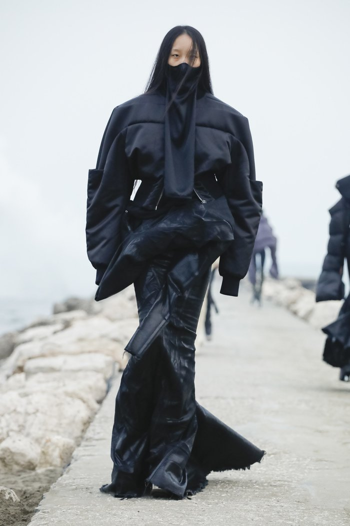 Collections cover rick owens rtw fw21 18
