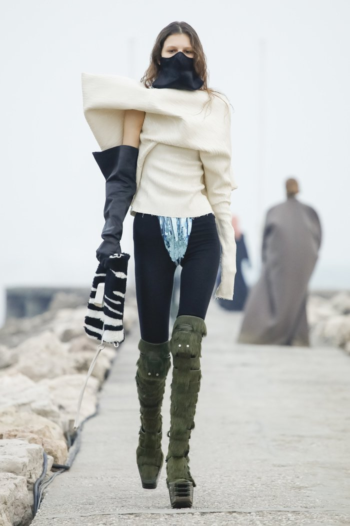 Collections cover rick owens rtw fw21 11