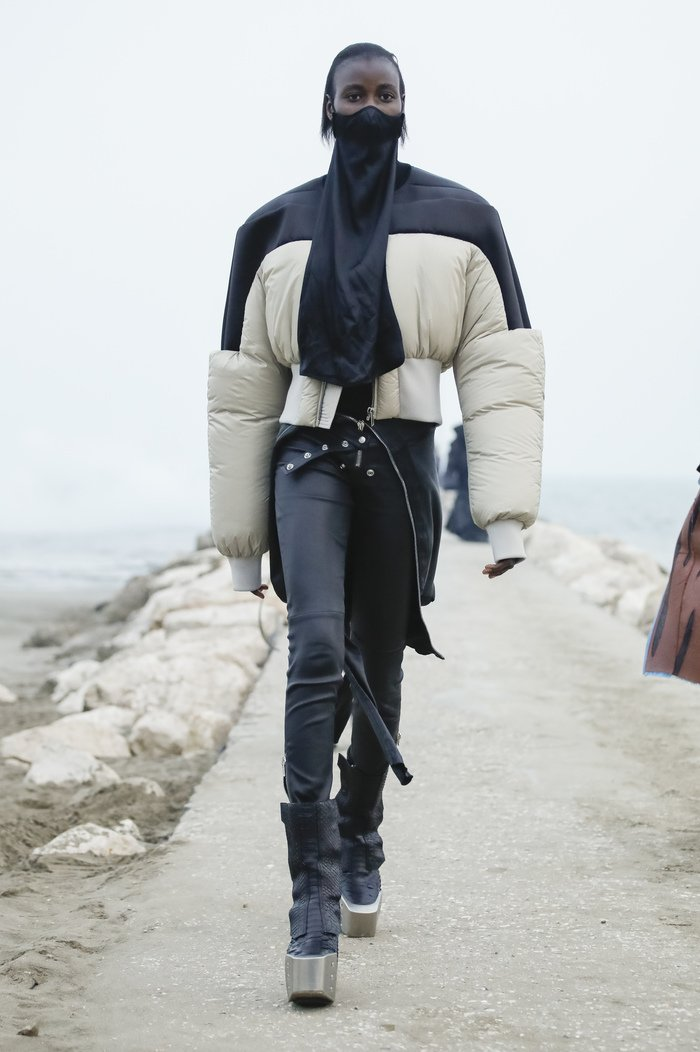 Collections cover rick owens rtw fw21 20