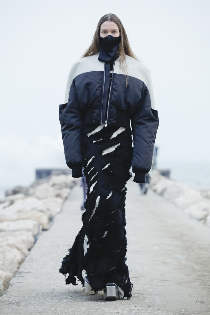 Collections cover rick owens rtw fw21 30
