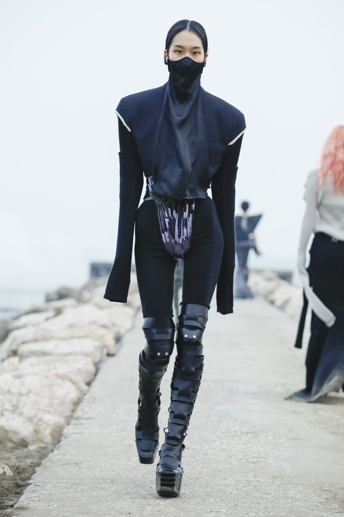 Collections cover rick owens rtw fw21 25