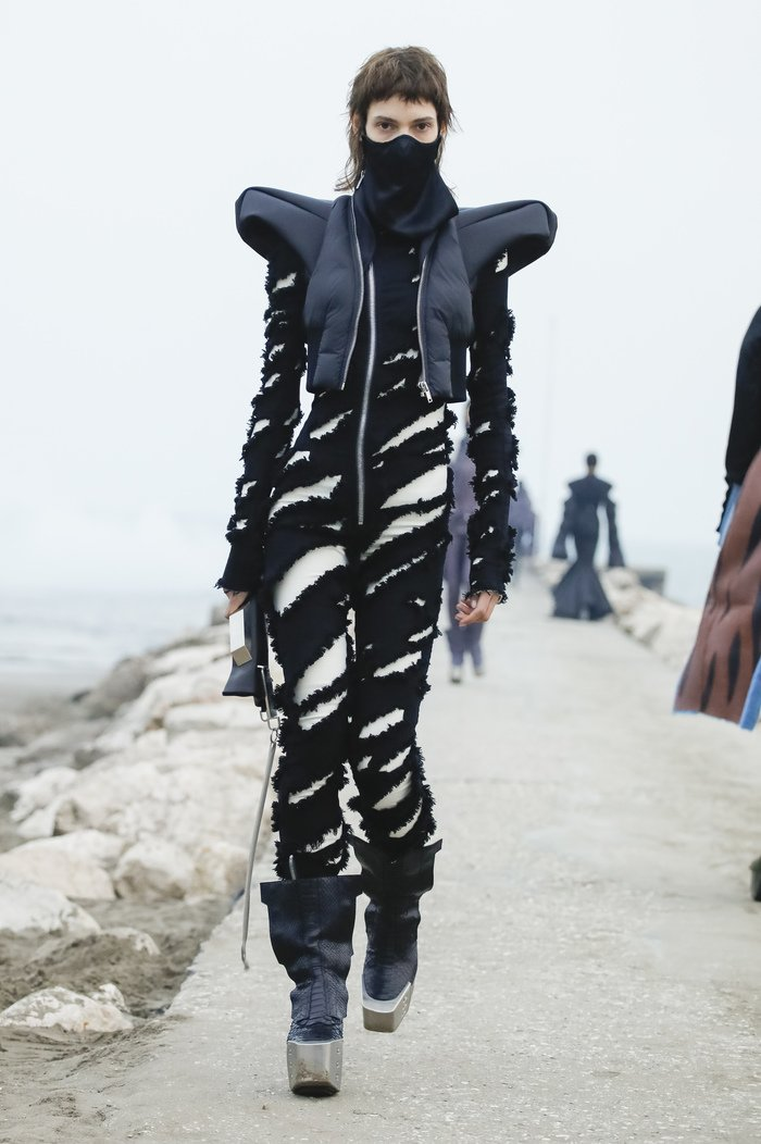 Collections cover rick owens rtw fw21 21