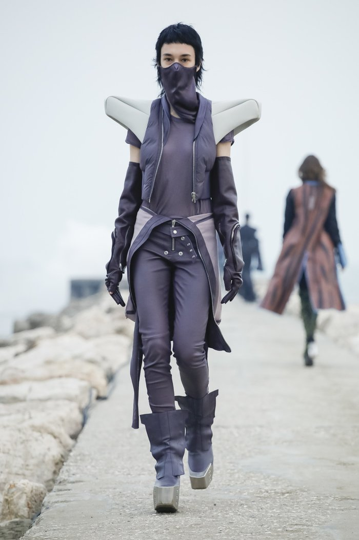 Collections cover rick owens rtw fw21 22