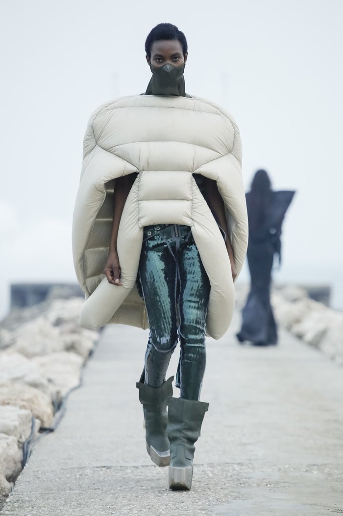 Collections cover rick owens rtw fw21 29