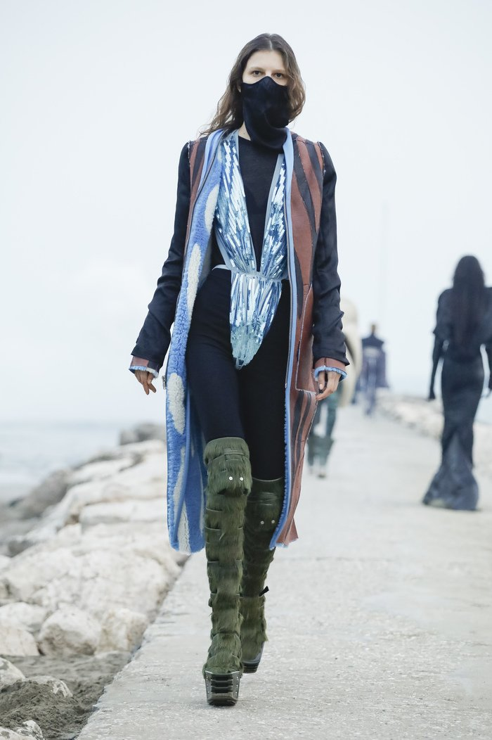 Collections cover rick owens rtw fw21 28