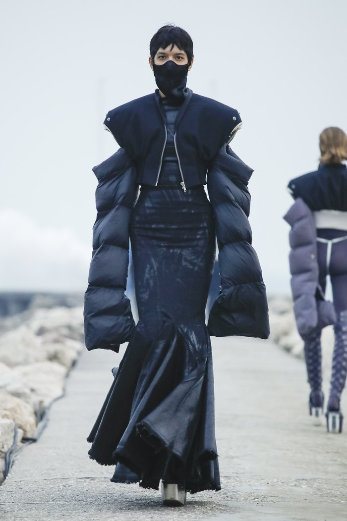 Collections cover rick owens rtw fw21 27